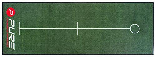 PURE 2 IMPROVE P2I140030 Tapis de Golf Mixte Adulte, Vert,