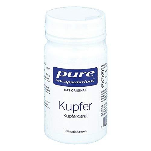 pure encapsulations Kupfer Kapseln, 60 St. Kapseln