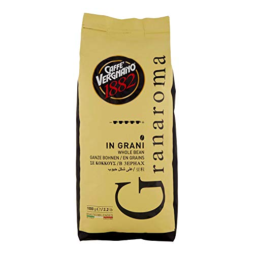 COFFEE IN GRAINS GRAN AROMA 1KG