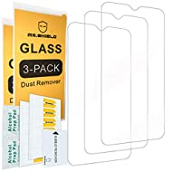[3-PACK]-Mr.Shield Designed For Samsung Galaxy A10S [Tempered Glass] Screen Protector with Lifetime Replacement