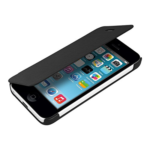 kwmobile Apple iPhone 5C Hülle - Handyhülle für Apple iPhone 5C - Handy Case Schutzhülle Klapphülle