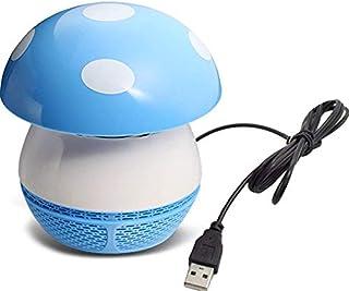 صاعق بعوض وحشرات كهربائي بضوء اشعة فوق البنفسجية - لون ازرق