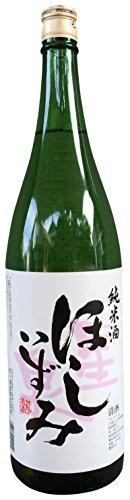 ほしいずみ 純米酒 瓶 1800ml [愛知県]