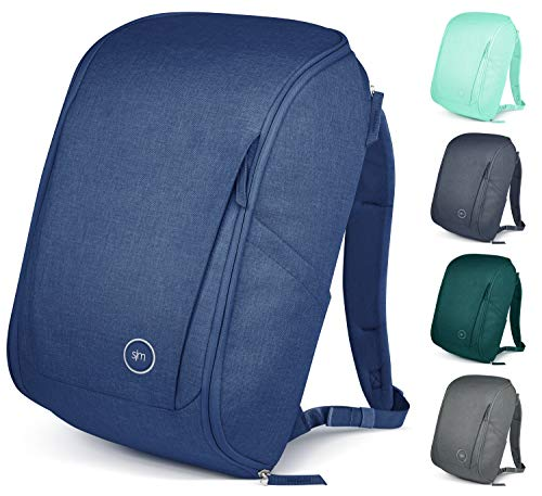 Simple Modern 25L Wanderer Rucksack mit Laptopfach für Kinder Damen Herren - Wickeltasche Laptoptasche Sporttasche Schulrucksack Schultasche für Arbeit, Schule oder Reisen - -Dämmerung
