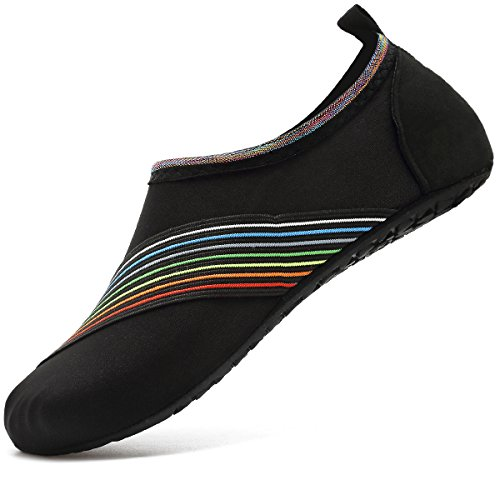 VIFUUR Water Sports Unisex Shoes XidaiBlack - 7.5-8.5 W US / 6-7 M US (38-39)