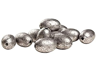 Rig'em Right Egg Weights, 4 Oz. Each, 12-Pack