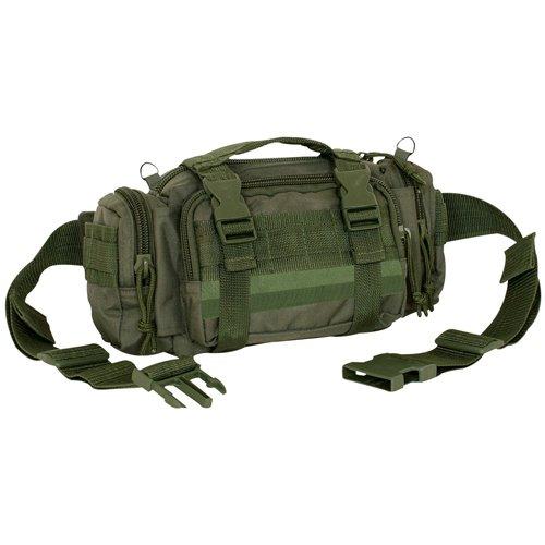 Fox Outdoor Products Jumbo Modular Deployment Bag, Olive Drab