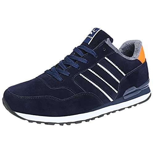 Hombres Zapatos Casuales para Correr Calzado Deportivo 2020