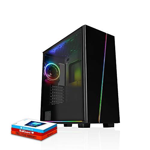 Fierce MARI5840-POLAR 8Go RAM, 2To HDD, GT 1030 2Go PC alleen met Windows 10