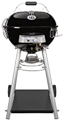 Outdoor Chef LEON 570 G black BBQ gas grill ball grill, 18.127.72