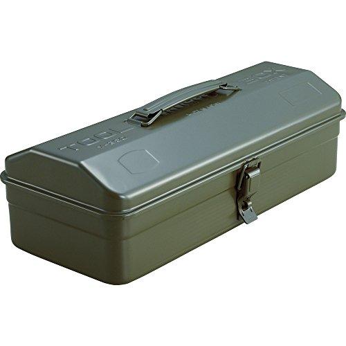 TRUSCO(トラスコ) 山型工具箱 373X164X124 OD色 Y-350-OD