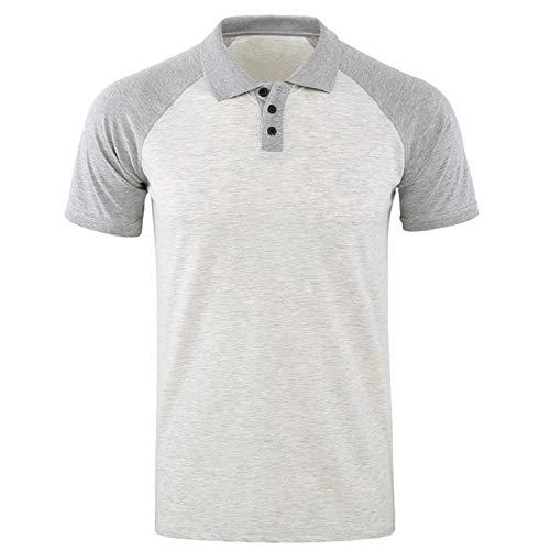 SSBZYES Camiseta para Hombre Camiseta De Verano De Manga Corta Camiseta De Manga Corta para Hombre Pullover para Hombre Polo para Hombre Polo Clásico Camiseta Casual para Hombre