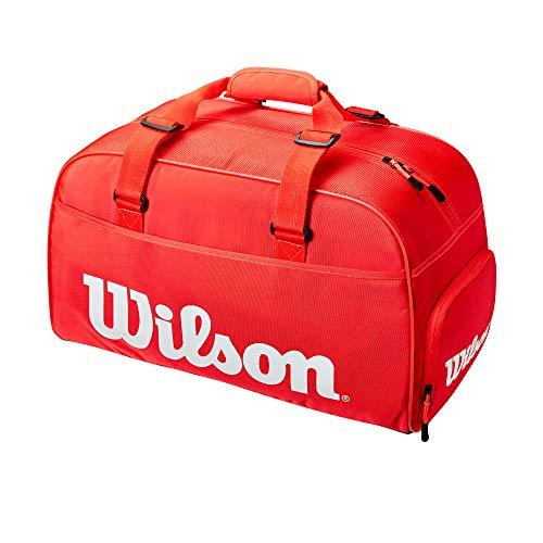 Wilson Super Tour Small Duffel Red Sporttasche