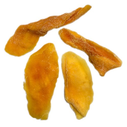 OliveNation Dried Mango Slices, Juice Infused for Baking or Snacking, Non-GMO, Gluten Free, Kosher, Vegan - 176 ounces