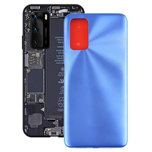 JLZK Robusto Funda de Respaldo de la batería para Xiaomi Redmi Note 9 4G / REDMI 9 Power/REDMI 9T Durable (Color : Blue)