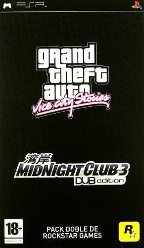 GTA Vice City+Midnight Club 3
