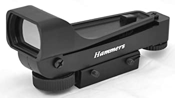 Hammers Wide View Electronic Reflex Airgun Crossbow Red Dot Sight
