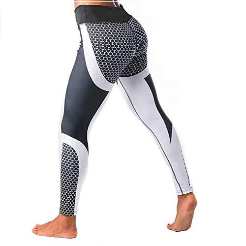 Ducomi MEG Leggins Push Up para Mujeres - Adelgaza y Empuja Hacia Arriba Cintura Alta en las Nalgas para las Curvas Sensacionales Silhouette Slender - Leggings para Yoga y Pilates