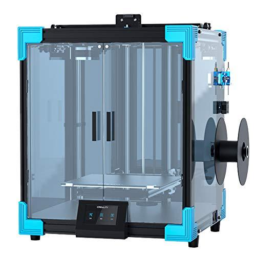 Impresora 3D Creality Ender 6 Core-XY con Velocidad de impresión 3 Veces más rápida, Placa Base silenciosa y tamaño de impresión 250*250*400MM 2020 recién lanzada