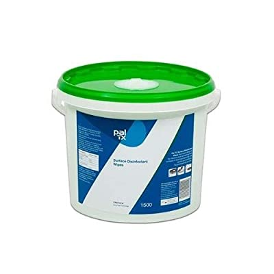 Medipal Surface Disinfectant Alcohol Free Cleaning Bucket 1500 Wipes by Medipal