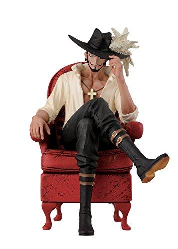 Banpresto One Piece 5.5-Inch Mihawk Creator x Creator Series Figure, Dracule.Mihawk by Banpresto