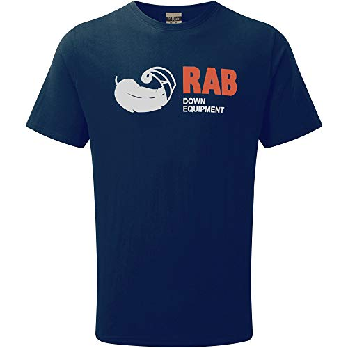 RAB Herren Stance Vintage T-Shirt, Ink, S