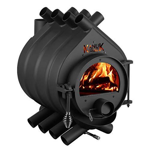 Kanuk® Original 7 kW ohne Seitenverkleidung und ohne Untergestell