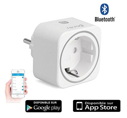 SmartPLUG–Enchufe inteligente Bluetooth Interruptor–Contador–Programador–Control a distancia inalámbrico por Smartphone Android o iOS