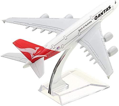 irlines irplane model irbus 380 irways 16 cm lloy metalen vliegtuig model W Stand ircraft M6-039 modelvliegtuig Australië 380