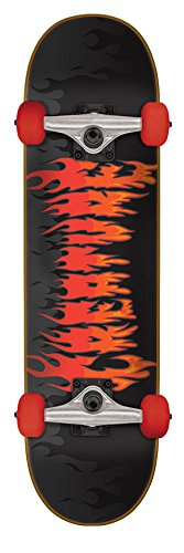 Creature Skateboard Complete Deck Firestarter 7.75