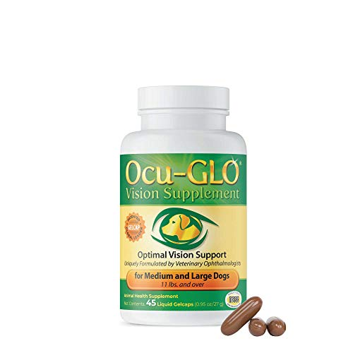 Ocu-GLO Vision Supplement for Large Dogs by Animal...