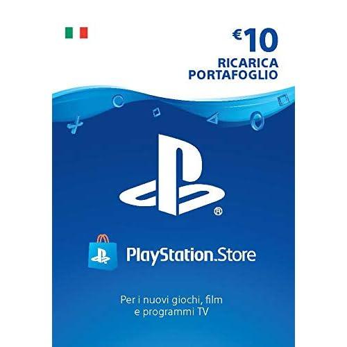 PlayStation Network PSN Card 10€ | Codice download per PSN - Account italiano