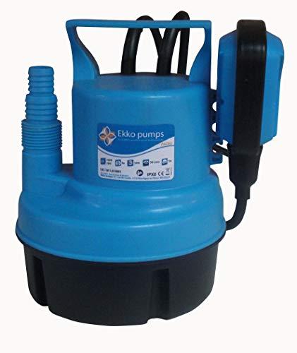 POMPE VIDES CAVES POUR EAUX CLAIRES 200W Pompes Pompes