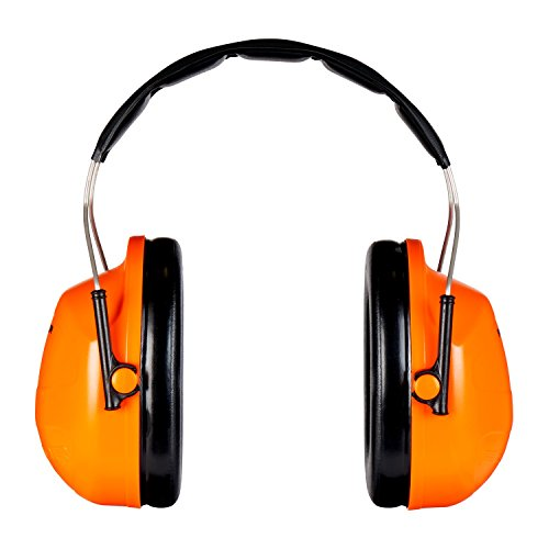 3M Kapselgehörschutz, Kopfbügel, SNR 27 dB, 1 Stück, Orange, H31A