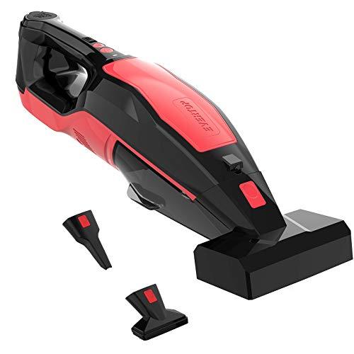 REEXBON Teppichreiniger Waschsauger Polster, 3 in 1 Nass Handsauger mit Wischfunktion, 9500PA 68 dB Nass- und Trockensauger für Böden, Teppiche, Sofa, Autositz und Tierhaare