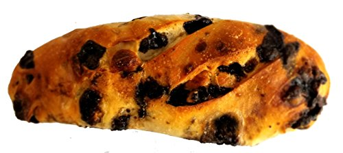 Frank and Sal Bakery: Our Famous Fresh Baked Chocolate Bread - 2 Fully Cooked Loaves Warm and Serve.