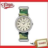 TIMEX タイメックス 腕時計 WEEKENDER 40MM ウィークエンダー 迷彩 カモフラ アナログ TW2T30800 メンズ