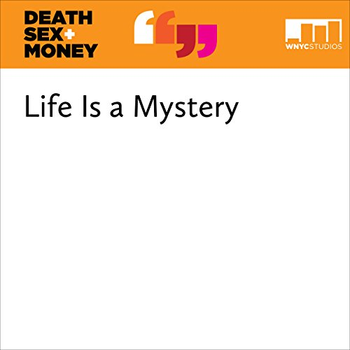 Life Is a Mystery audiobook cover art
