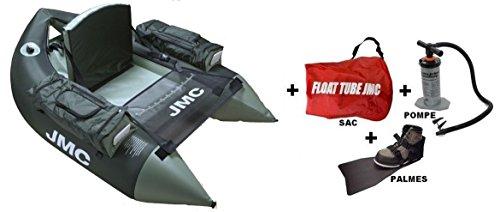 Pack float tube JMC Trium Vert