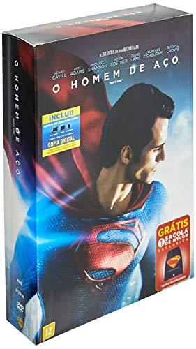 O Homem De Aço [DVD]