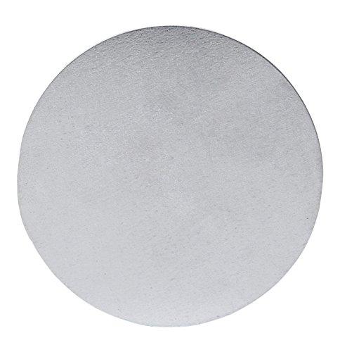 Kopp 290609013 Magnetbefestigung für Rauchmelder, Silber