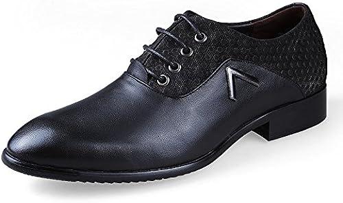 Une affaire d'hommes souliers les souliers,noir,quarante