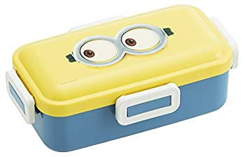 Fluff Takada Domed Lid Bento Box 530ml Minions Face PFLB6PFLB6
