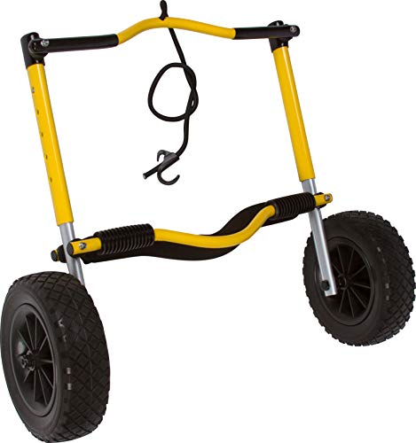 Suspenz End Cart with Airless Wheels