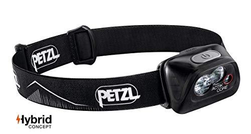 Petzl Actik Core Headlamp, Schwarz, Einheitsgröße