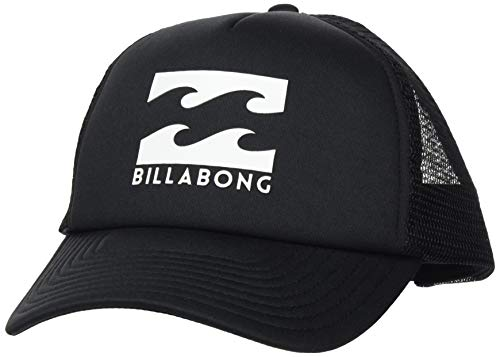 BILLABONG Jungen Podium Trucker Kappe, Black White, U