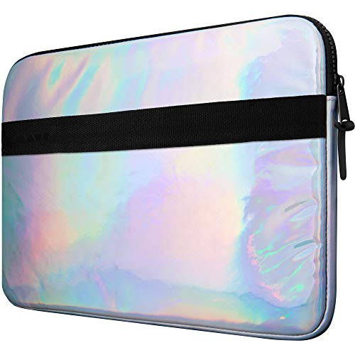 LAUT - Holographic Protective Sleeve for 13-inch MacBook Pro, MacBook Air, Laptop, Notebook, iPad | Ultra Soft Lining | Padded Protection | Durable • Holographic