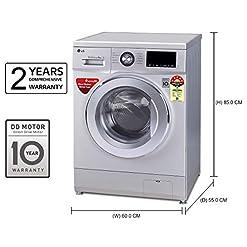 LG 8.0 Fully-Automatic Front Loading Washing Machine