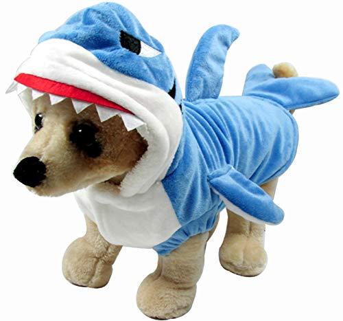 Fun Shark Dog Costume
