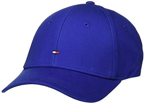 Tommy Hilfiger Damen Bb Cap Schirmmütze, Blau (Blue C65), One Size
